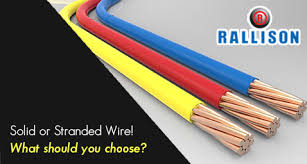 solid or stranded wire what should you choose rallison