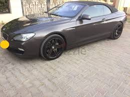 bmw series 5 convertible dubizzle abu dhabi 6 series bmw 650i convertible service