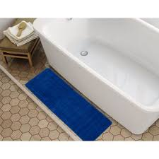Navy Bath Mat Navy Blue Bath Mat Wayfair