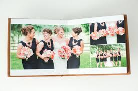 10x10 album leather craftsmen virginia wedding photographer katelyn