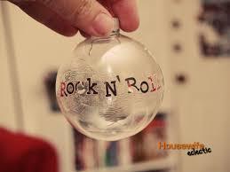 my rock n u0027 roll christmas tree housewife eclectic