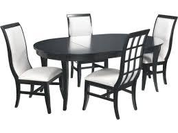 Value City Furniture Dining Room Sets Value City Furniture Dining Room Chairs Studio One Black 5 Round
