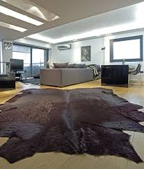tappeti pelle di mucca tappeti in pelle di mucca e di pecora caratteristiche e consigli