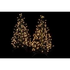 crab pot trees 3 ft pre lit incandescent fold flat outdoor indoor