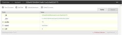 couchdb design document editor apache couchdb introduction and installation dzone database