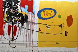 basquiat brought to life at the barbican cherwell