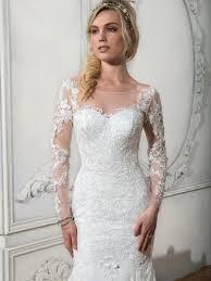wedding dress illusion neckline sleeves mermaid illusion neckline lace wedding dresses bridal