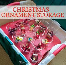 the end loft ornament storage