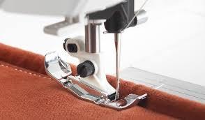 How To Sew Piping For Upholstery Mega Piping Foot Husqvarna Viking