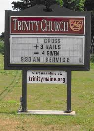 422 best church billboards images on church