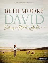 david seeking a heart like his amazon de beth moore