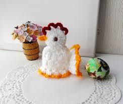 Easter Decorations Crochet by 154 Best Crochet Easter Images On Pinterest Easter Eggs