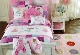 Girls Bedding Sets Twin by Blue Girls Bedding Sets Twin On The Cream Floor With White Wall