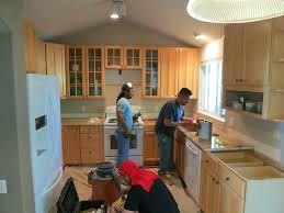 Kitchen Remodel Cabinets Kitchen Remodel Using Thrifted Cabinets Boulder Real Estate News
