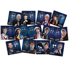 whovian kitchen home decor doctor who bbc shop doctor who 13 piece coaster set