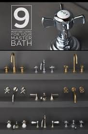 Black White Bathroom Makeover Black White Bathrooms Faucet And Bathroom Fixture Collections