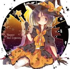 halloween anime background halloween white background page 7 zerochan anime image board
