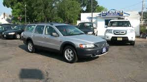 volvo station wagon 2002 volvo v70 xc cross country wagon youtube