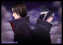 sasuke vs sasuke vs itachi by yahik0 on deviantart