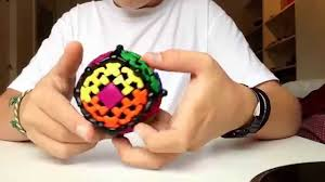 cool and easy gear ball pattern youtube