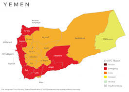where is yemen on the map irin we are not the inside the of famine