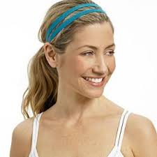 athletic headbands headbands scarfs and barrettes are a few items that can be used