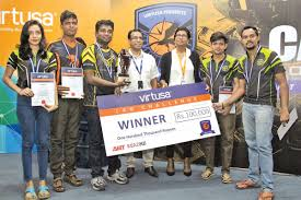 Challenge Vice Team Xyz Emerge Chions At Virtusa Lan Challenge 2018 Daily News