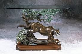 mountain lion statue daniel available now