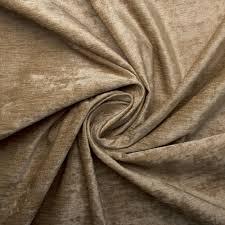 Upholstery Weight Fabric Luxury Plush Crushed Satin Velvet Super Soft Heavy Weight