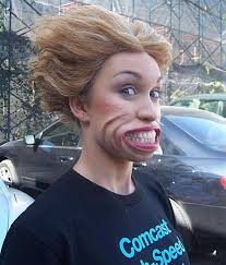 Weird Smile Meme - comcast to bump majority of network to faster minimum download and