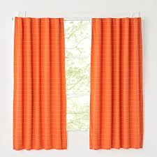 Nursery Curtains With Blackout Lining by Fox Blackout Curtains The Land Of Nod