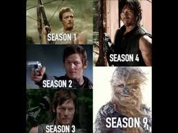 Walking Dead Season 3 Memes - a funny daryl dixon norman reedus memes collection the walking