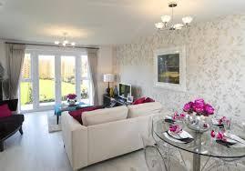 barratt homes orchard place evesham interior designed living