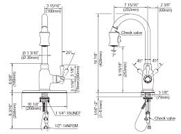 One Hole Kitchen Faucet With Sprayer Kitchen Faucet Hose Adapter U2013 Kitchen Ideas