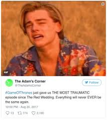 Game 6 Memes - season 7 episode 6 reactions got reactions are bringing the pain