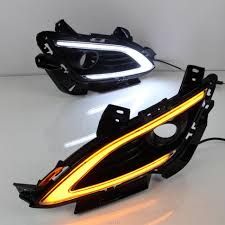 hyundai elantra daytime running lights popular fog daytime running lights kit for hyundai elantra buy