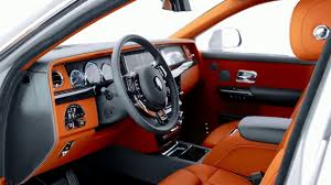 roll royce car inside 2018 rolls royce phantom viii interior youtube