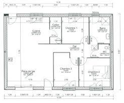 norme handicapé chambre plan maison 80m2 2 chambres 10 de avec lzzy co