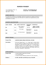 ideal resume best resume in indian format resumes format tradinghub co