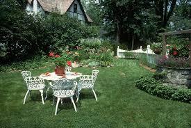 Beautiful Backyards Home Landscaping U0026 Backyard Stock Photos Images Plant U0026 Flower