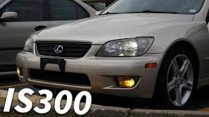 lexus car 2004 the best entry level luxury car 2004 lexus is300 full tour