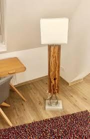 Wohnzimmertisch Treibholz 26 Besten Treibholz Lampe Unikat Holz Betonlampe Bilder Auf