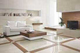 living room sophisticated livining room brown white floor tile