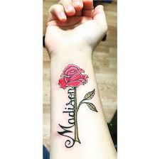 the 25 best rose wrist tattoos ideas on pinterest small wrist