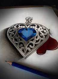 heart locket by badfish1111 on deviantart