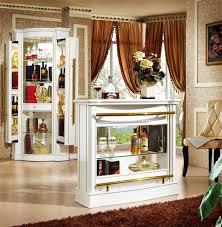 Antique Bar Cabinet Furniture Antique Home Bar Cabinet Space Saving Wooden Furniture Designs