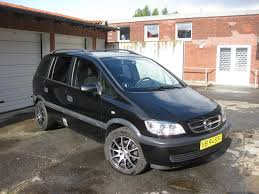opel ford 2003 opel zafira specs and photos strongauto