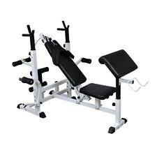 York Multi Function Bench Strength Training Benches Ebay