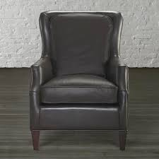 kent leather accent chair bassett furniture