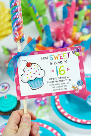 sweet 16 birthday party ideas sweet 16 birthday party ideas throw a candy themed party